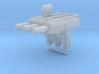 3x 1/10th SPPgun 3d printed