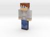 Joerbie | Minecraft toy 3d printed