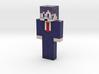 utu0721 | Minecraft toy 3d printed