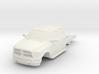 1/87 Dodge 4 Door Short Chassis 3d printed