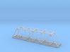 Bridge 138ft Z scale 3d printed