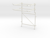 10' Chain-Link Fence - Vehicle Gate - L/Latch 3d printed Part # CL-10-013