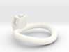 Cherry Keeper Ring - 52x41mm Wide Oval (~46.7mm) 3d printed