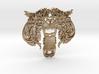 Tigeress Necklace 3d printed