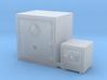 1:87 safes 2 pcs. - Tresore 2 Stk. 3d printed