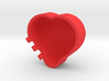 Rounded Heart Box 3d printed