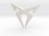 "Leon Cupra Bootlatch ""S"" Badge - Logo Part 3d printed"