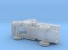 Borgward B2000 Flatbed Truck open 1/144 3d printed