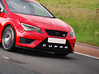 Cupra Lower Grill Letters - Full Set 3d printed Thanks David for this awesome rolling shot of his Cupra lettering!