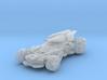 Batmobile / Batman vs Superman 3d printed