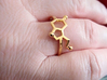 Serotonin Ring 3d printed