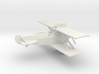 Brandenburg D.I (Early Rudder) 3d printed 1:144 Brandenburg D.I