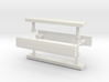 1:76th Modern metal benches 3d printed