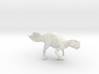 Psittacosaurus walking 1:12 scale model 3d printed