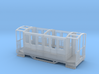 009 Tram Coach without roof 3d printed