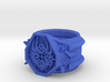 Raizer Ring Wide Version A Size 10 3d printed