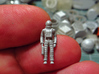 SPACE 2999 1/93 ASTRONAUT SET 1 3d printed Space 1999 astronaut, cleaned and primed.