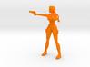 Lara Croft (Angel of Darkness) 3d printed