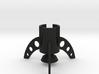 *vase test tube holder rocket 25mm 3d printed