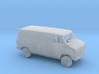 1-87 1979-83 Chevy G Deliv. Split Side and Rear D. 3d printed