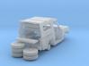 Nissa-Patrol-MC-4-H0-PIEZAS-LONA-ABIERTA 3d printed