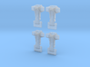 1.7 MICRO CHARNIERES ECUREUIL 3d printed