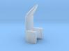 Splatter tip for airbrush small 3d printed