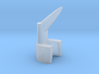 Splatter tip for airbrush medium 3d printed