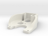 130 motor plate for SCX24 Fat Girl chassis 3d printed