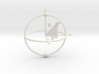 Bloch Sphere 3d printed