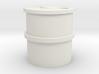 7mm Concrete Water Tank 3d printed