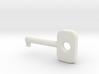 Cuff Key 3d printed