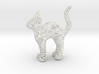 Halloween Cat 3d printed