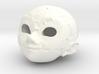 """Franken Nini"" BJD head in 1/4th size (MSD) 3d printed"