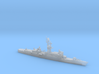 1/1800 Scale Baleares class Missile Frigate Modifi 3d printed