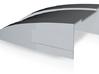 100x70x35 Deflektor for Bruder Sprinter BF3 3d printed