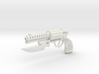 1:6 Scale Steampunk Boarding Pistol 3d printed