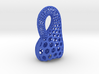 Two-Inch Klein Bottle 3d printed