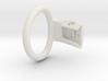 Q4e single ring M 46.2mm 3d printed