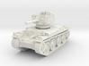 Panzer 38t E 1/72 3d printed