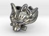 "Fox (Oinari san) ""Key"" Ring 3d printed"