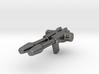 Star Bird toy gun turret 3d printed