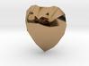 Lucky Heart Charm 3d printed