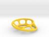 Wired Möbius Strip 3d printed