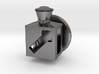 Weichenlaternen-Anstecker für das Revers 3d printed