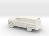 1/87 1960-61 Chevrolet Panel 3d printed