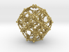 mandelbulb pendant 3d printed