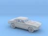 1/160 1967/68 Pontiac Firebird Kit 3d printed