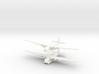 Me-323 E2/WT German Gunship -1/600- (Qty. 2) 3d printed