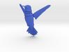 Wiggling Hummingbird 3d printed